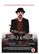 David Is Dying - British DVD movie cover (xs thumbnail)