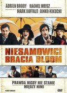 The Brothers Bloom - Polish Movie Cover (xs thumbnail)