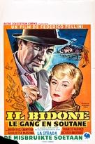 Il bidone - Belgian Movie Poster (xs thumbnail)