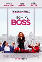 Like a Boss - British Movie Poster (xs thumbnail)