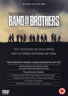 """Band of Brothers"" - British Movie Cover (xs thumbnail)"