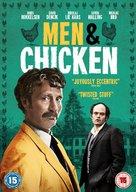Mænd & høns - British DVD cover (xs thumbnail)