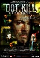 Dot.Kill - German DVD cover (xs thumbnail)
