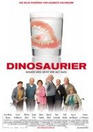 Dinosaurier - German Movie Poster (xs thumbnail)