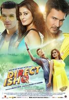 Direct Ishq - Indian Movie Poster (xs thumbnail)