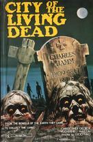 Paura nella città dei morti viventi - British VHS cover (xs thumbnail)