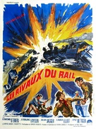 Denver and Rio Grande - French Movie Poster (xs thumbnail)