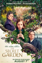 The Secret Garden - Movie Poster (xs thumbnail)