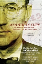 The Man Nobody Knew: In Search of My Father, CIA Spymaster William Colby - Movie Cover (xs thumbnail)
