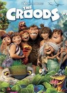 The Croods - DVD cover (xs thumbnail)