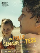 My Extraordinary Summer with Tess - French Movie Poster (xs thumbnail)