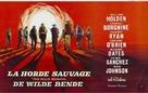 The Wild Bunch - Belgian Movie Poster (xs thumbnail)