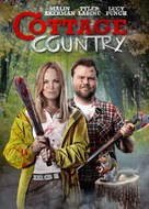 Cottage Country - Canadian DVD cover (xs thumbnail)