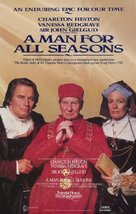 A Man for All Seasons - VHS movie cover (xs thumbnail)