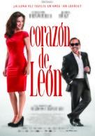 Corazón de León - Spanish Movie Poster (xs thumbnail)