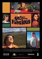 50 Ways of Saying Fabulous - British Movie Poster (xs thumbnail)