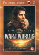 War of the Worlds - Belgian DVD movie cover (xs thumbnail)