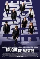 Now You See Me - Brazilian Movie Poster (xs thumbnail)