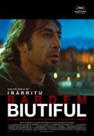 Biutiful - Spanish Movie Poster (xs thumbnail)