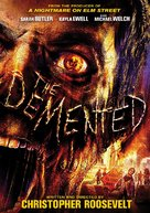 The Demented - DVD cover (xs thumbnail)