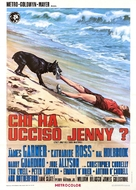 They Only Kill Their Masters - Italian Movie Poster (xs thumbnail)