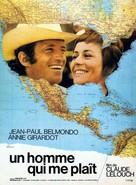 Un homme qui me plaît - French Movie Poster (xs thumbnail)