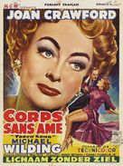 Torch Song - Belgian Movie Poster (xs thumbnail)