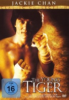 Young Tiger - German DVD cover (xs thumbnail)