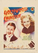 Hollywood Cavalcade - Belgian Movie Poster (xs thumbnail)