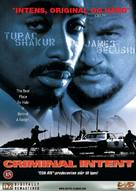 Gang Related - Danish DVD cover (xs thumbnail)