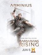"""""""Barbarians Rising"""" - Movie Poster (xs thumbnail)"""