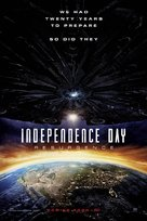 Independence Day Resurgence - Swiss Movie Poster (xs thumbnail)