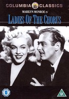 Ladies of the Chorus - British DVD cover (xs thumbnail)