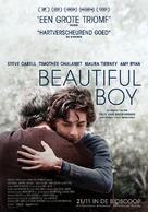 Beautiful Boy - Dutch Movie Poster (xs thumbnail)