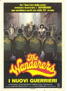 The Wanderers - Italian Movie Poster (xs thumbnail)