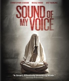 Sound of My Voice - Blu-Ray cover (xs thumbnail)