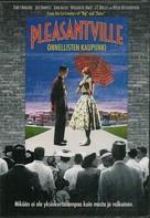Pleasantville - Finnish DVD movie cover (xs thumbnail)