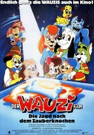 Pound Puppies and the Legend of Big Paw - German Movie Poster (xs thumbnail)
