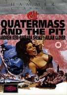 Quatermass and the Pit - British DVD movie cover (xs thumbnail)