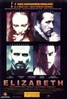Elizabeth - Swedish DVD movie cover (xs thumbnail)