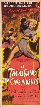 A Thousand and One Nights - Movie Poster (xs thumbnail)