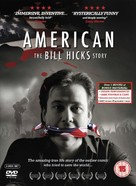 American: The Bill Hicks Story - British DVD cover (xs thumbnail)