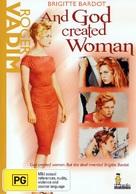 Et Dieu... créa la femme - Australian Movie Cover (xs thumbnail)