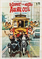 Dr. Goldfoot and the Bikini Machine - Italian Movie Poster (xs thumbnail)