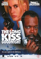 The Long Kiss Goodnight - Swedish Movie Cover (xs thumbnail)