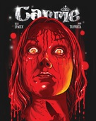 Carrie - Blu-Ray cover (xs thumbnail)