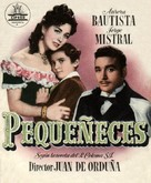 Pequeñeces - Spanish Movie Poster (xs thumbnail)