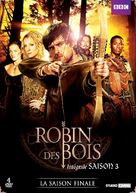 """Robin Hood"" - French DVD movie cover (xs thumbnail)"