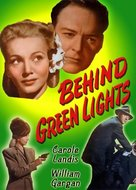 Behind Green Lights - Movie Cover (xs thumbnail)