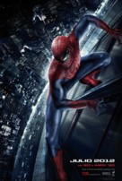 The Amazing Spider-Man - Spanish Movie Poster (xs thumbnail)